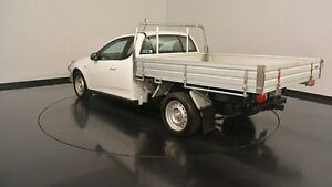 2012 Ford Falcon FG MkII EcoLPi Ute Super Cab White 6 Speed Sports Automatic Utility Welshpool Canning Area Preview