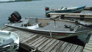 Boat Motor Rent Bass Walleye Crappy Musky Fishing Cottage Rental