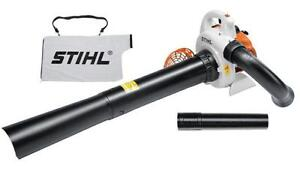 Aspirateur/broyeur/souffleur puissant SH 56 C-E STIHL