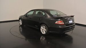 2009 Ford Falcon FG XR6 Black 5 Speed Sports Automatic Sedan Welshpool Canning Area Preview