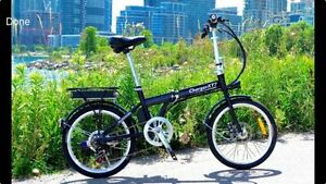 EBike In New Condition (only used twice)