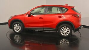 2013 Mazda CX-5 KE1021 MY13 Maxx SKYACTIV-Drive AWD Sport Red 6 Speed Sports Automatic Wagon Welshpool Canning Area Preview