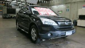 2007 Honda CR-V 2005 Upgrade (4x4) Sport Black 5 Speed Manual Wagon Mordialloc Kingston Area Preview