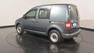 2006 Volkswagen Caddy 2KN SWB Offroad Grey 5 Speed Manual Van