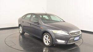 2009 Ford Mondeo MA TDCi Grey 6 Speed Sports Automatic Hatchback Victoria Park Victoria Park Area Preview