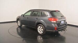 2012 Subaru Outback B5A MY13 3.6R AWD Premium Grey 5 Speed Sports Automatic Wagon Victoria Park Victoria Park Area Preview