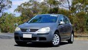 2005 Volkswagen Golf V Comfortline Grey 6 Speed Manual Hatchback Hobart CBD Hobart City Preview