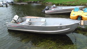 Fishing Bass Boat Motor Rent Cottage RV site Motel Hotel $75/day Peterborough Peterborough Area image 2
