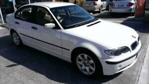 2004 BMW 318I 5 Speed Manual Sedan VERY LOW KMS