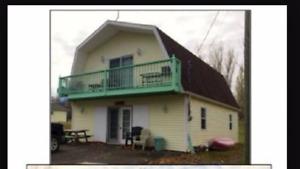 3 Bdrm Lrg. Family Cottage @ Grand Lake, Whites Cove (Jemseg)