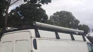 Van roof rack ladder cargo rack Avondale Heights Moonee Valley Preview
