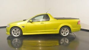 2007 Holden Ute VE SS V Green 6 Speed Sports Automatic Utility