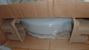 """New in box 14"""" shallow ceiling drum light Kitchener / Waterloo Kitchener Area image 1"""
