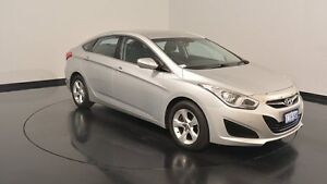 2013 Hyundai i40 VF2 Active Silver 6 Speed Sports Automatic Sedan Welshpool Canning Area Preview