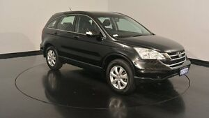 2011 Honda CR-V RE MY2011 Sport 4WD Black 6 Speed Manual Wagon Welshpool Canning Area Preview