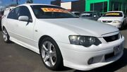2003 Ford Falcon XR6 LIMITED Dual Fuel 4 Speed Sports Automatic Sedan Cheltenham Kingston Area Preview