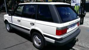 1998 Auto Range Rover 4WD V8 SUV New Town Hobart City Preview