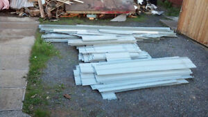 Used Plastic Siding for Sale