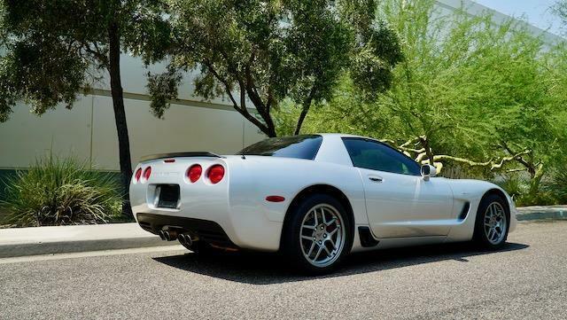 2001 -- Chevrolet Corvette Z06  | C5 Corvette Photo 7