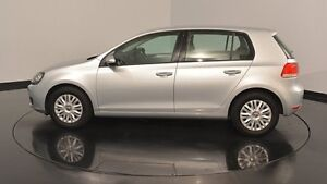 2009 Volkswagen Golf VI 90TSI DSG Trendline Reflex Silver 7 Speed Sports Automatic Dual Clutch Welshpool Canning Area Preview