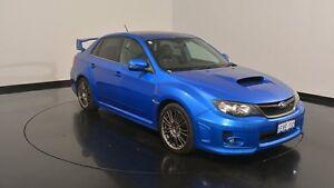 2010 Subaru Impreza G3 MY11 WRX STi AWD Spec R Blue 6 Speed Manual Sedan Victoria Park Victoria Park Area Preview