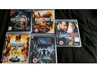 ps3 games. £1 each