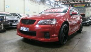 2011 Holden Commodore VE II MY12 SS Red 6 Speed Automatic Sportswagon Mordialloc Kingston Area Preview