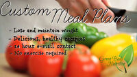 Lose weight quick with delicious, healthy food