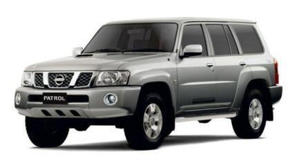 2015 Nissan Patrol GU Series 9 ST Plus (4x4) 4 Speed Automatic Wagon Australia Australia Preview
