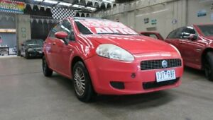 2007 Fiat Punto Dynamic 5 Speed Automatic Hatchback Mordialloc Kingston Area Preview