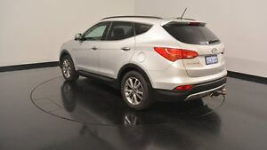 2013 Hyundai Santa Fe DM MY13 Elite Silver 6 Speed Sports Automatic Wagon Welshpool Canning Area Preview