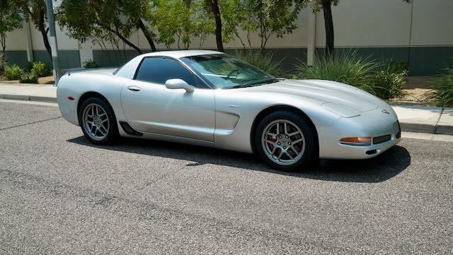 2001 -- Chevrolet Corvette Z06  | C5 Corvette Photo 3