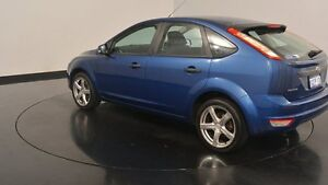 2010 Ford Focus LV CL Blue 5 Speed Manual Hatchback Welshpool Canning Area Preview