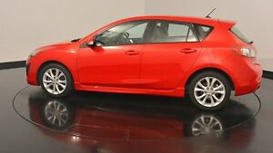 2009 Mazda 3 BL10L1 SP25 Activematic Red 5 Speed Sports Automatic Hatchback Welshpool Canning Area Preview