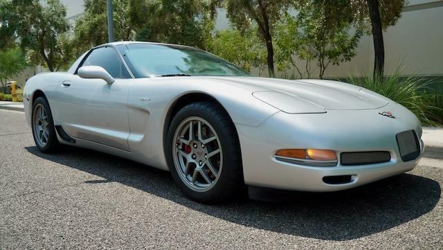 2001 -- Chevrolet Corvette Z06  | C5 Corvette Photo 4