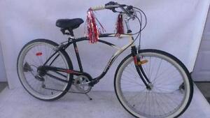 26 inch Beach Cruiser Bicycle Beach Cruiser Bike shimano 7 Speed