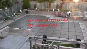 Swimming Pool Safety Covers with Install for Blowout Sale