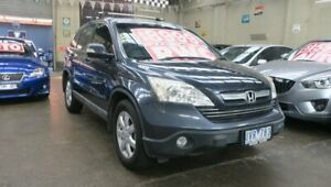 2007 Honda CR-V 2005 Upgrade (4x4) Grey 5 Speed Manual Wagon Mordialloc Kingston Area Preview