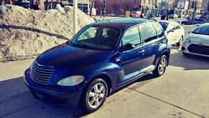 2005 Chrysler PT Cruiser turbo Berline