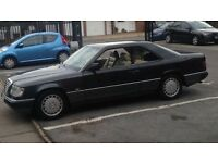 1990 Mercedes 300CE Pillerless Coupe Classic W124 not Merc 190E, 230CE, E220, E320, E300