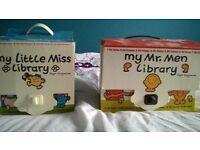 Mr men & Little miss complete collection