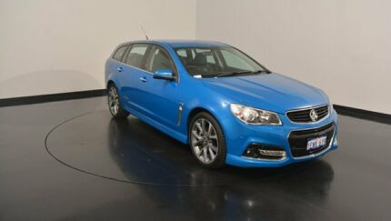 Wonderful 2009 Holden Commodore VE MY095 Omega Sportwagon Blue 4