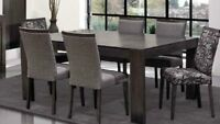 VIEBOIS DINING TABLE MADE IN CANADA STARTING FROM 399$