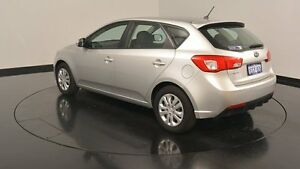 2013 Kia Cerato TD MY13 S Bright Silver 6 Speed Sports Automatic Hatchback Welshpool Canning Area Preview