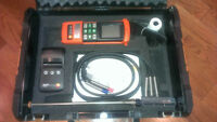 Testo Combustion Analyzer 325M with wireless printer