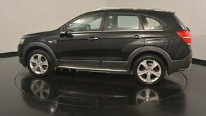 2015 Holden Captiva CG MY15 7 AWD LTZ Black 6 Speed Sports Automatic Wagon Victoria Park Victoria Park Area Preview