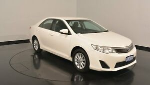 2013 Toyota Camry ASV50R Altise Diamond White 6 Speed Sports Automatic Sedan Welshpool Canning Area Preview