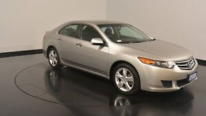 2011 Honda Accord Euro CU MY11 Silver Chrome 5 Speed Automatic Sedan Welshpool Canning Area Preview