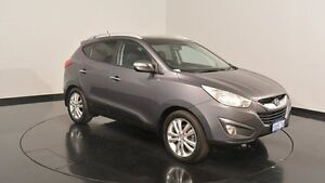 2011 Hyundai ix35 LM MY11 Highlander AWD Grey 6 Speed Sports Automatic Wagon Welshpool Canning Area Preview