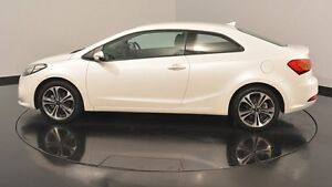 2014 Kia Cerato YD MY14 Koup SI White 6 Speed Sports Automatic Coupe Welshpool Canning Area Preview